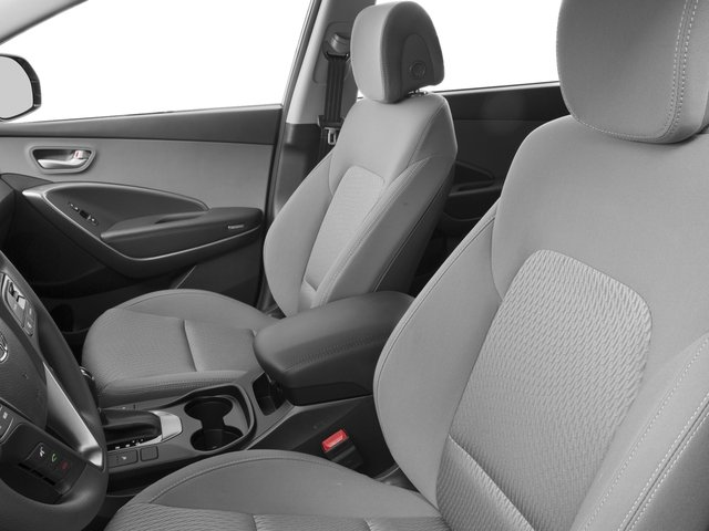 2016 Hyundai Santa Fe Prices and Values Utility 4D SE Ultimate 2WD front seat interior