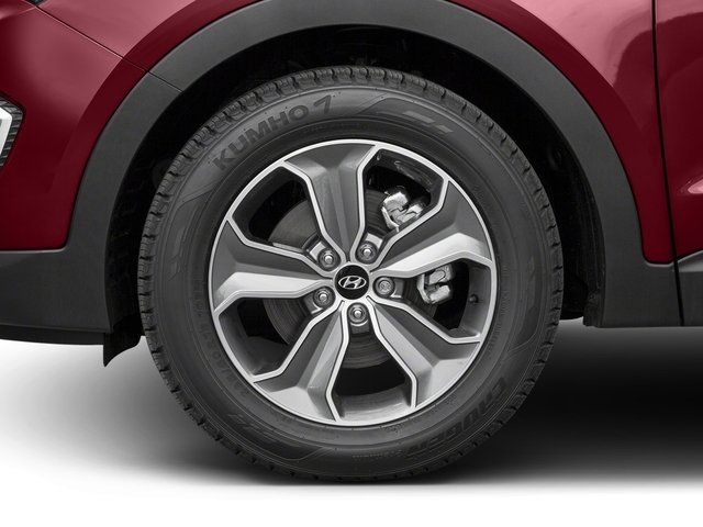2016 Hyundai Santa Fe Prices and Values Utility 4D SE Ultimate 2WD wheel