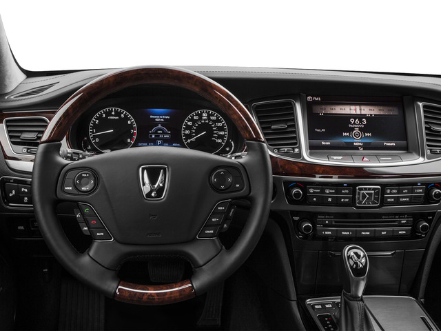 2016 Hyundai Equus Prices And Values Sedan 4d Ultimate V8 Driver S Dashboard