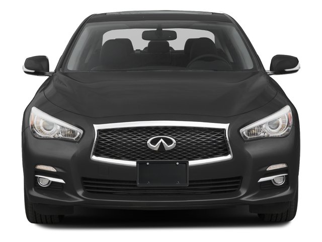 2016 INFINITI Q50 Prices and Values Sedan 4D 2.0T I4 Turbo front view