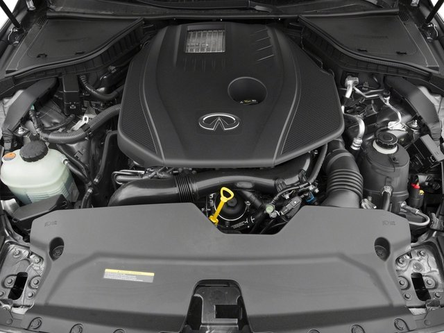 2016 INFINITI Q50 Prices and Values Sedan 4D 2.0T Premium AWD I4 Turbo engine