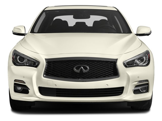 2016 INFINITI Q50 Prices and Values Sedan 4D AWD V6 Hybrid front view