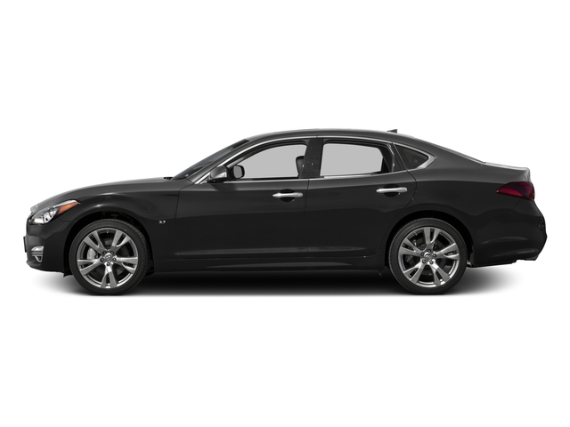 2016 INFINITI Q70 Prices and Values Sedan 4D V8 side view