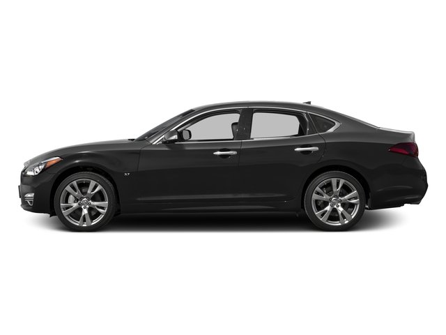 2016 INFINITI Q70 Prices and Values Sedan 4D V6 side view