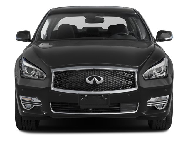 2016 INFINITI Q70 Prices and Values Sedan 4D V6 front view