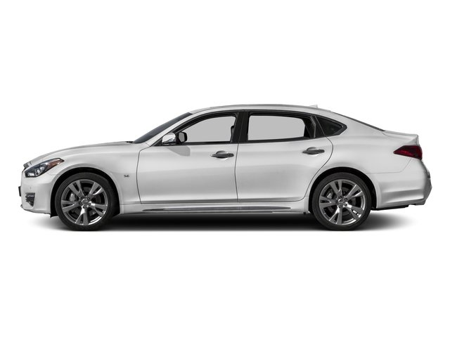 2016 INFINITI Q70L Prices and Values Sedan 4D LWB AWD V8 side view