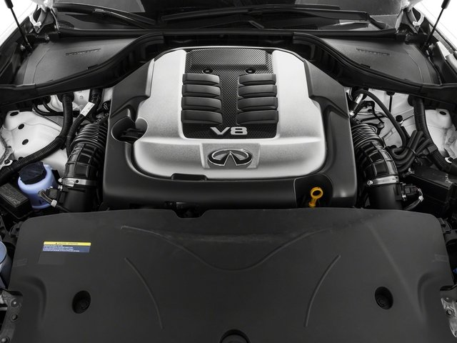 2016 INFINITI Q70L Prices and Values Sedan 4D LWB V6 engine
