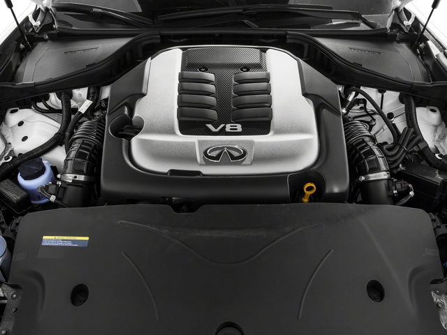 2016 INFINITI Q70L Prices and Values Sedan 4D LWB V8 engine
