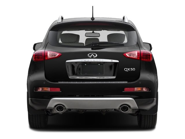 2016 INFINITI QX50 Prices and Values Utility 4D AWD V6 rear view