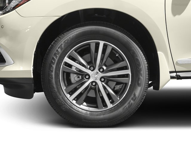 2016 INFINITI QX60 Prices and Values Utility 4D AWD V6 wheel