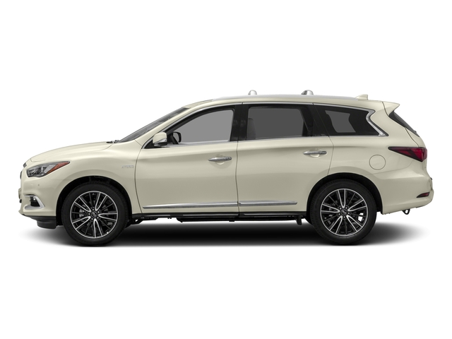 2016 INFINITI QX60 Prices and Values Utility 4D Hybrid 2WD I4 side view