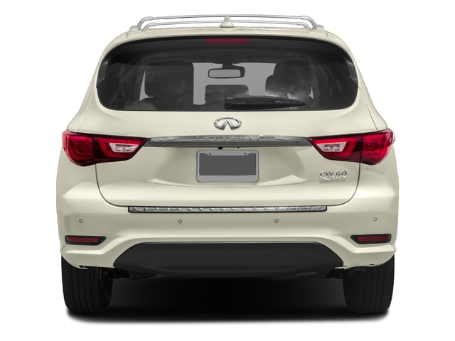 2016 INFINITI QX60 Prices and Values Utility 4D Hybrid 2WD I4 rear view