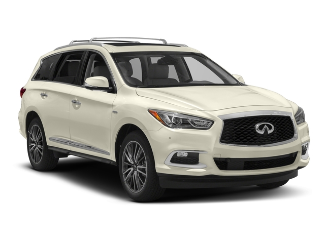 2016 INFINITI QX60 Prices and Values Utility 4D Hybrid 2WD I4 side front view