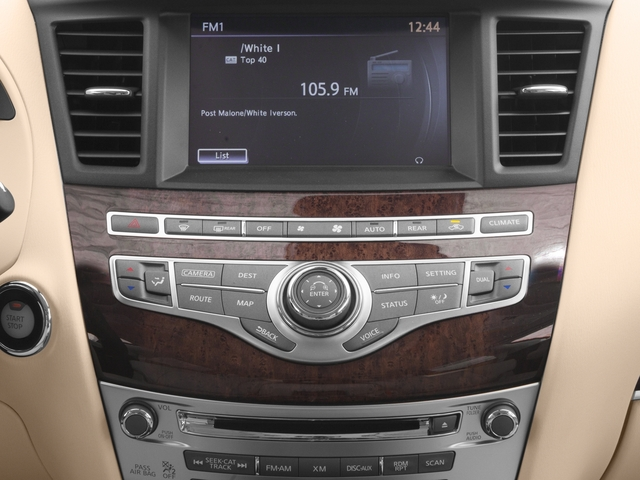 2016 INFINITI QX60 Prices and Values Utility 4D Hybrid 2WD I4 stereo system