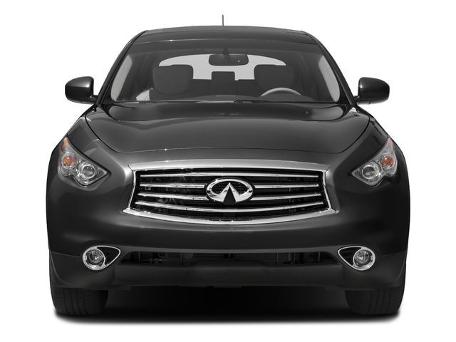 2016 INFINITI QX70 Prices and Values Utility 4D 2WD V6 front view