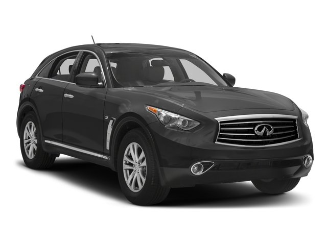 2016 INFINITI QX70 Pictures QX70 Utility 4D AWD V6 photos side front view