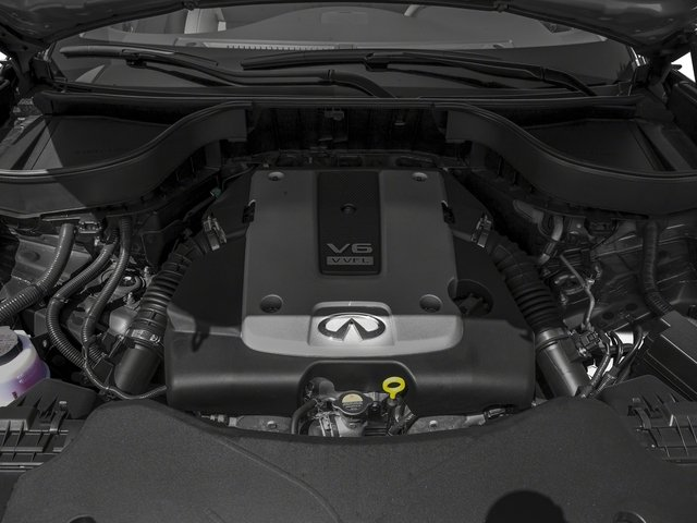 2016 INFINITI QX70 Pictures QX70 Utility 4D AWD V6 photos engine