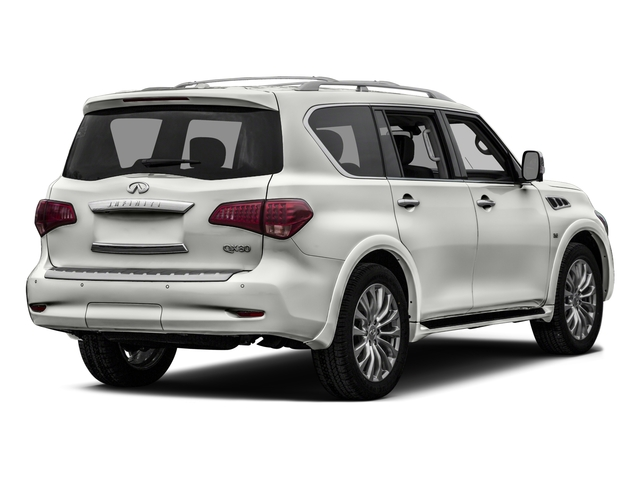 2016 INFINITI QX80 Prices and Values Utility 4D 2WD V8 side rear view