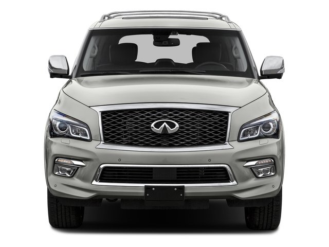 2016 INFINITI QX80 Pictures QX80 Utility 4D AWD V8 photos front view