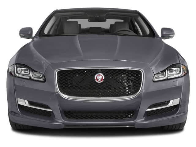 2016 Jaguar XJ Pictures XJ Sedan 4D V8 Supercharged photos front view