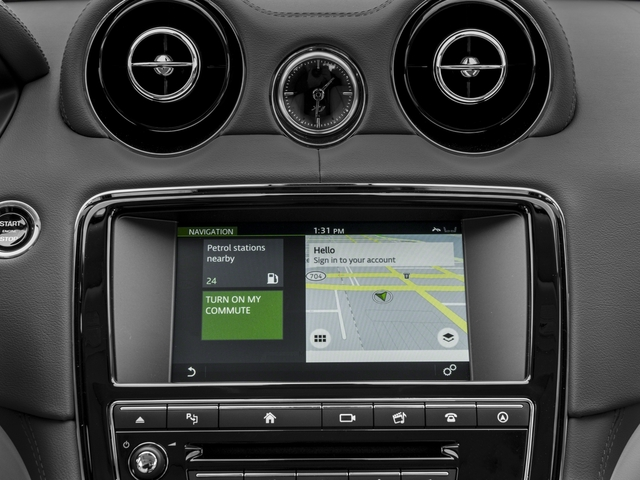 2016 Jaguar XJ Pictures XJ Sedan 4D V8 Supercharged photos navigation system