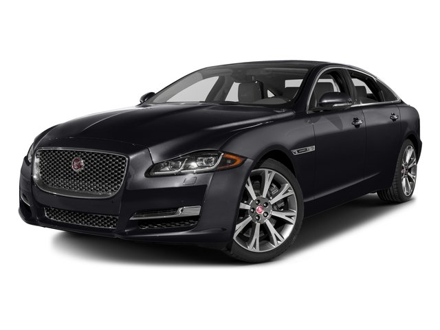 2016 Jaguar XJ Pictures XJ Sedan 4D L Portfolio AWD V6 Sprchrd photos side front view