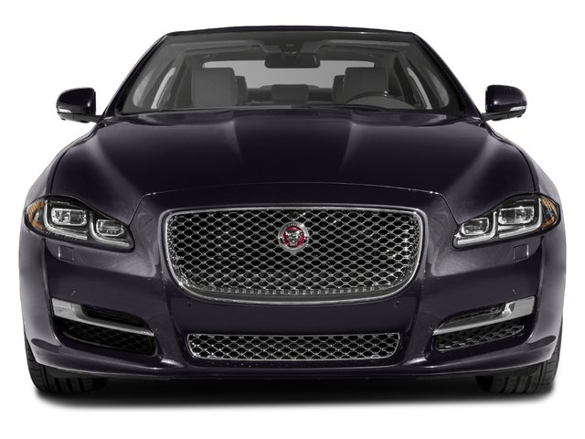 2016 Jaguar XJ Pictures XJ Sedan 4D L Portfolio AWD V6 Sprchrd photos front view