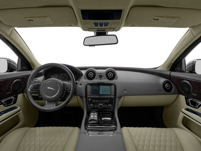 2016 Jaguar XJ Pictures XJ Sedan 4D L Portfolio AWD V6 Sprchrd photos full dashboard