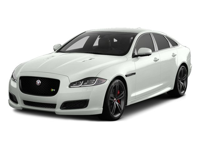 2016 Jaguar XJ Pictures XJ Sedan 4D XJR V8 Supercharged photos side front view