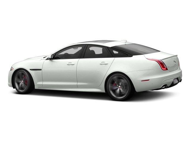 2016 Jaguar XJ Pictures XJ Sedan 4D XJR V8 Supercharged photos side view
