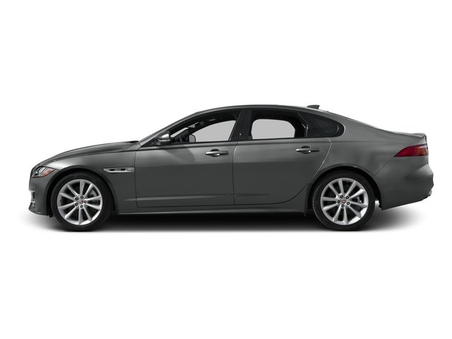 2016 Jaguar XF Prices and Values Sedan 4D 35t R-Sport AWD V6 Sprchrd side view