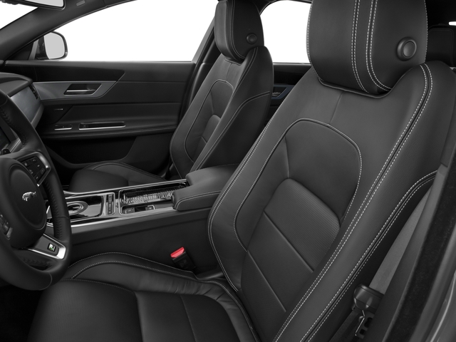 2016 Jaguar XF Prices and Values Sedan 4D 35t R-Sport AWD V6 Sprchrd front seat interior