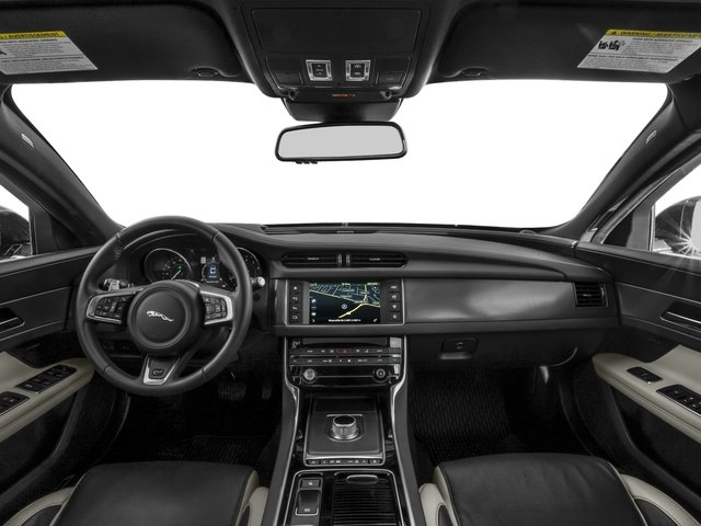 2016 Jaguar XF Pictures XF Sedan 4D XF-S AWD V6 Supercharged photos full dashboard