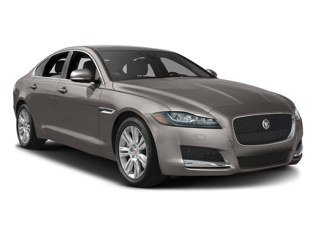 2016 Jaguar XF Prices and Values Sedan 4D 35t Premium AWD V6 Sprchrd side front view