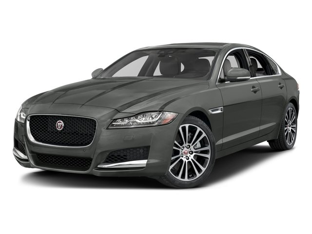 2016 Jaguar XF Prices and Values Sedan 4D 35t Prestige V6 Sprchrd side front view