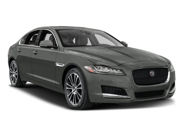 2016 Jaguar XF Prices and Values Sedan 4D 35t Prestige AWD V6 Sprchrd side front view