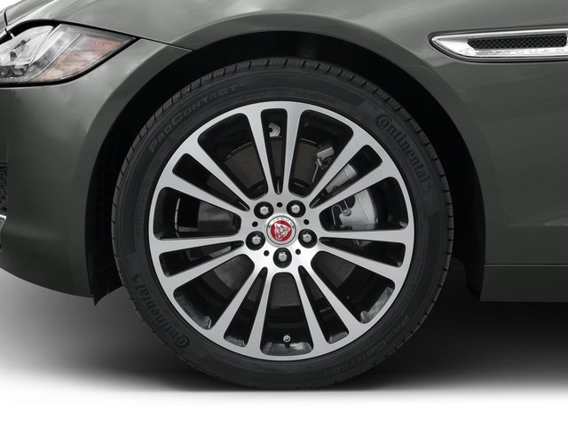 2016 Jaguar XF Prices and Values Sedan 4D 35t Prestige V6 Sprchrd wheel