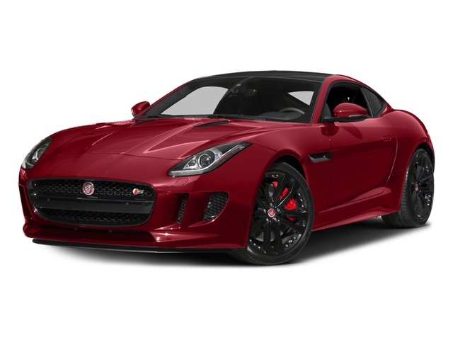 2016 Jaguar F-TYPE Prices and Values Coupe 2D S V6 side front view