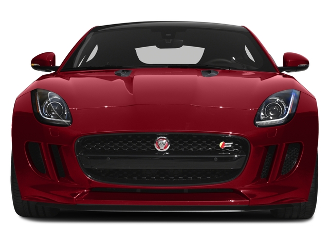 2016 Jaguar F-TYPE Prices and Values Coupe 2D S V6 front view