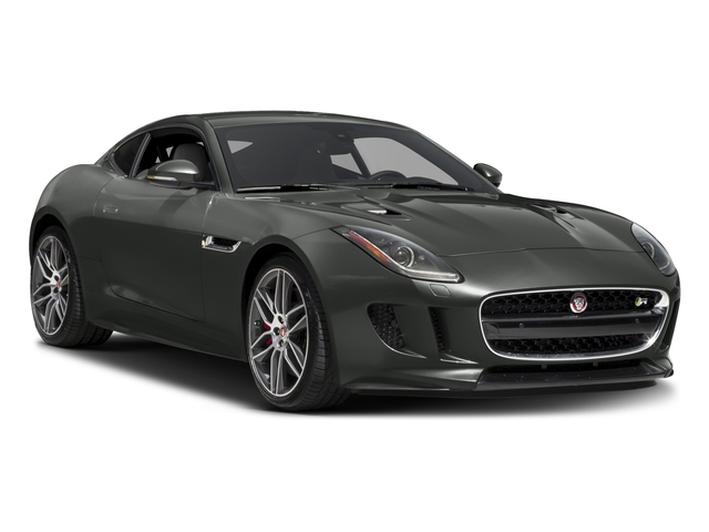 2016 Jaguar F-TYPE Pictures F-TYPE Coupe 2D R AWD V8 photos side front view