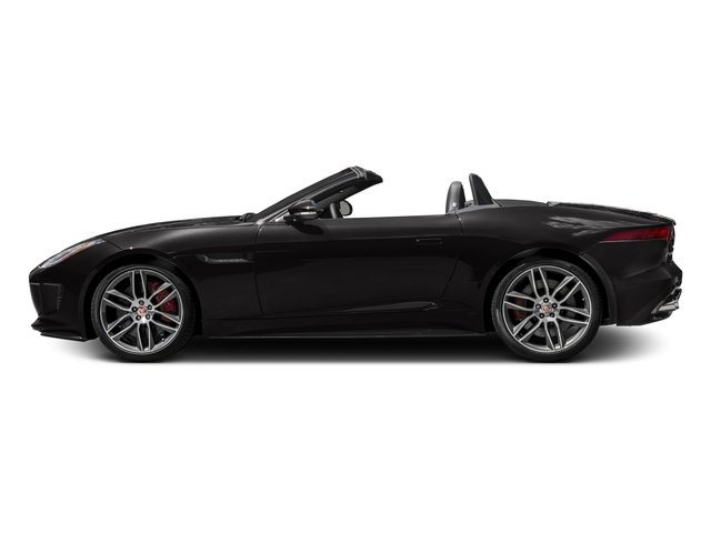 2016 Jaguar F-TYPE Prices and Values Convertible 2D R AWD V8 side view