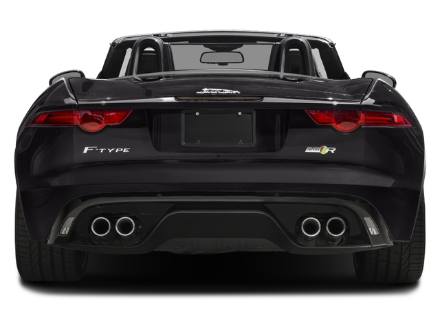 2016 Jaguar F-TYPE Pictures F-TYPE Convertible 2D R AWD V8 photos rear view