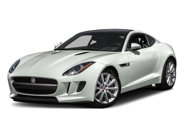 2016 Jaguar F-TYPE Pictures F-TYPE Coupe 2D V6 photos side front view