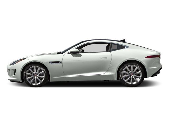 2016 Jaguar F-TYPE Prices and Values Coupe 2D V6 side view