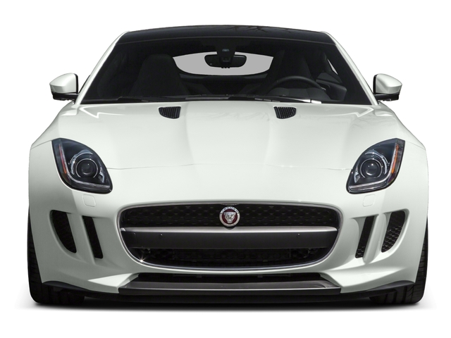 2016 Jaguar F-TYPE Prices and Values Coupe 2D V6 front view