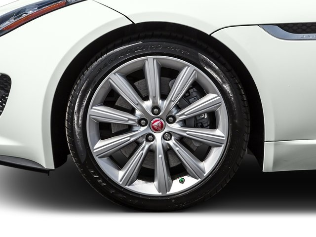 2016 Jaguar F-TYPE Pictures F-TYPE Coupe 2D V6 photos wheel
