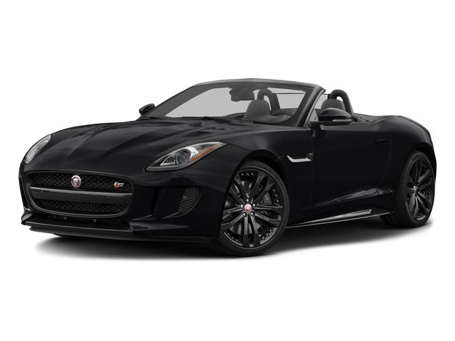 2016 Jaguar F-TYPE Prices and Values Convertible 2D S AWD V6 side front view