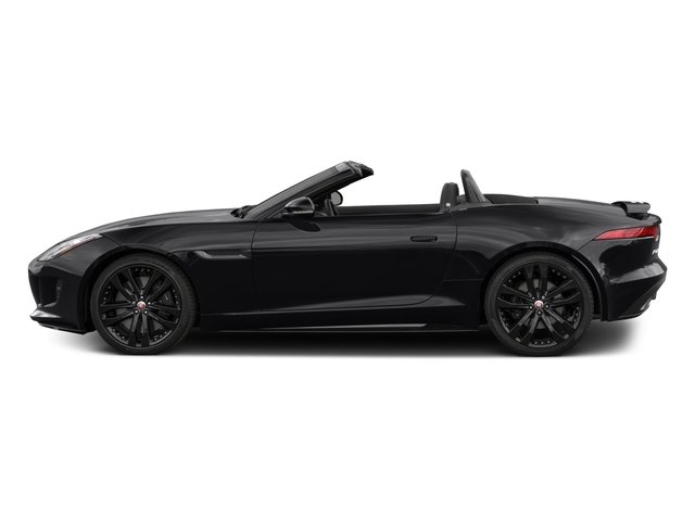 2016 Jaguar F-TYPE Prices and Values Convertible 2D S AWD V6 side view