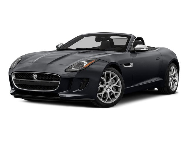 2016 Jaguar F-TYPE Prices and Values Convertible 2D V6 side front view