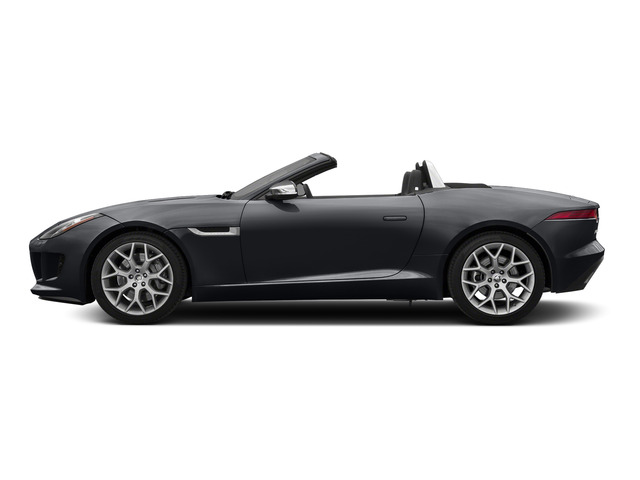 2016 Jaguar F-TYPE Pictures F-TYPE Convertible 2D V6 photos side view